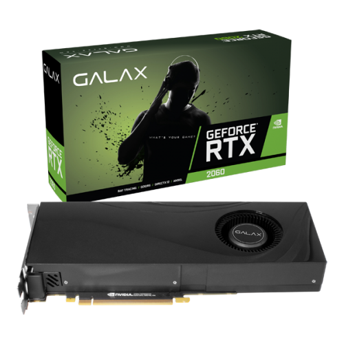 GALAX GeForce® RTX 2060 - Graphics Card