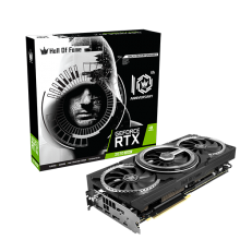 GALAX GeForce® RTX 2070 Super HOF 10th Anniversary Black Edition