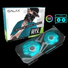 GALAX GeForce RTX™ 3060 Ti EX (1-Click OC) LHR