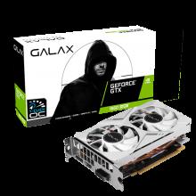 GALAX GeForce® GTX 1660 Super ELITE White (1-Click OC)