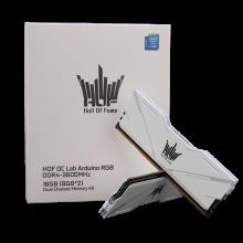 GALAX HOF OC Lab Arduino DDR4-3600 16G (8G*2)