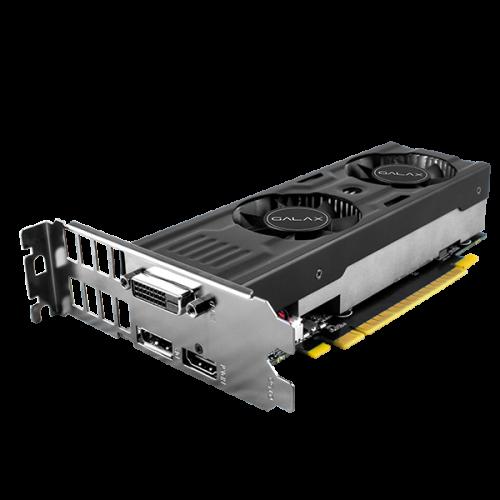 GALAX GeForce® GTX 1650 LP GDDR6