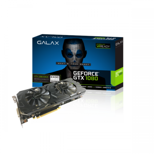 GALAX GeForce® GTX 1080 EXOC