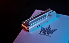 GALAX announces HOF Pro PCIe M.2 SSD