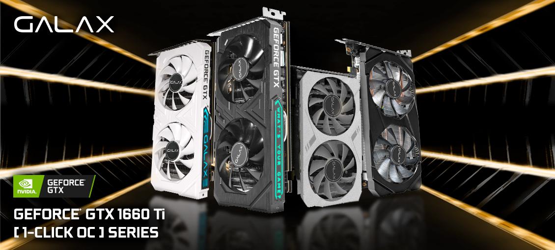 GeForce® GTX 16 Series - Graphics Card